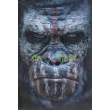 Movie Poster Printing Dawn of The Planet of The Apes
