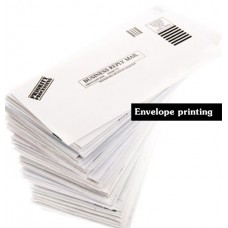 Envelope STANDARD Quality (Common size) printing: