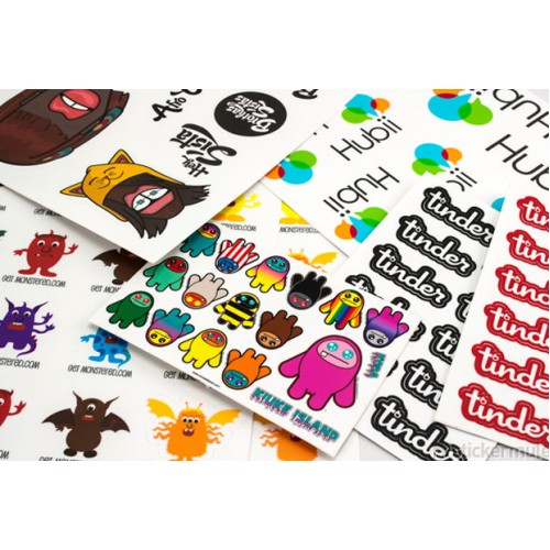 Wedding kahwin sticker 4 cm x 4 cm sticker custom die cut