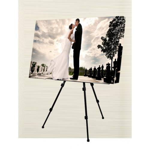 Photo Frame Canvas Wrap + Print : Rectangle